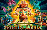 Spirits of Aztec новая игра Вулкан